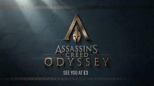 Ubisoft anuncia oficialmente Assassin's Creed Odyssey