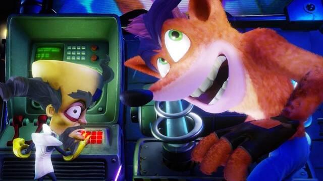 Cómo conseguir las reliquias de Oro y Platino en Crash Bandicoot