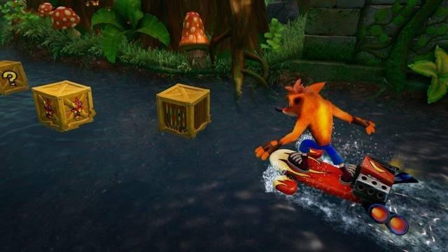 Cómo conseguir las reliquias de Oro y Platino en Crash Bandicoot 2 ...