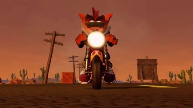 Cómo empezar con el turbo en Crash Bandicoot 3: Warped