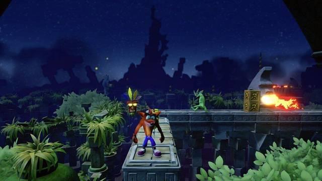 Niveles secretos en Crash Bandicoot 3: Warped, - ¿cómo encontrarlos todos?