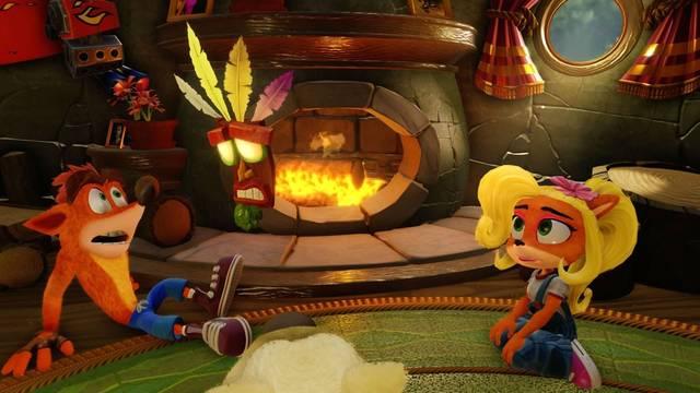 Cómo conseguir las reliquias de Oro y Platino en Crash Bandicoot 3: Warped