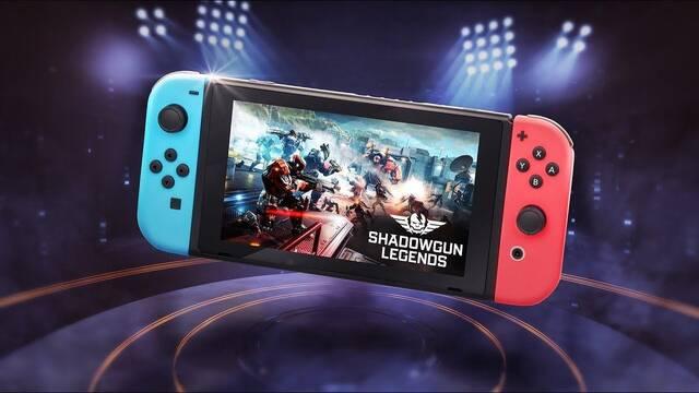 Shadowgun Legends anunciado para Switch