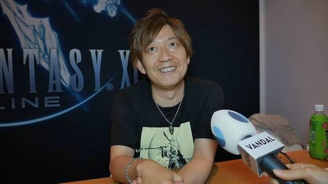 E3 2018: Entrevistamos a Naoki Yoshida, el 'salvador' de Final Fantasy XIV