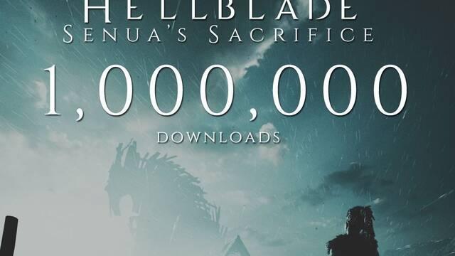 Hellblade: Senua's Sacrifice ha vendido más de 1 millón de copias