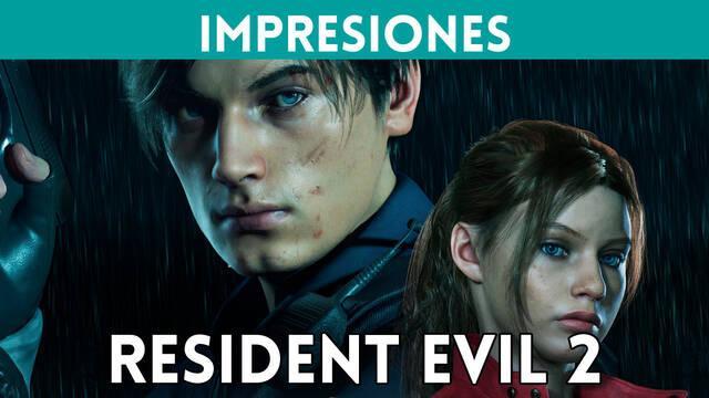 Impresiones en español y gameplay de Resident Evil 2 Remake