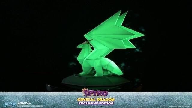 Estas son las nuevas y exclusivas figuras Spyro Crystal