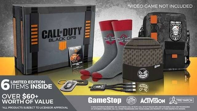 Revelada una caja para coleccionistas de Call of Duty: Black Ops 4