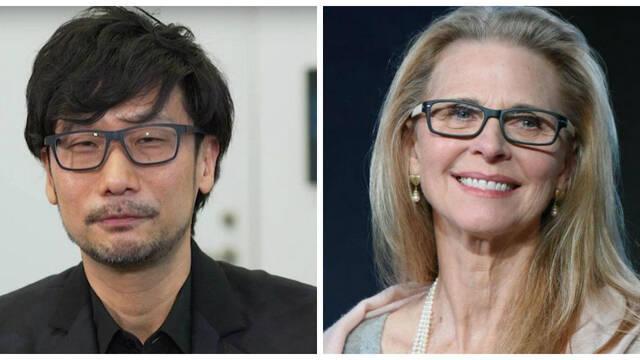 Kojima hizo llorar a Lindsay Wagner con Death Stranding