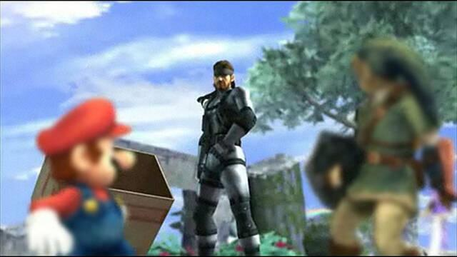 Rumor: Super Smash Bros. incluirá a Solid Snake y Minecraft