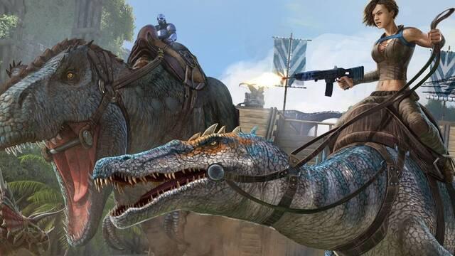 ARK: Survival Evolved Mobile llegará el 14 de junio a iOS y Android