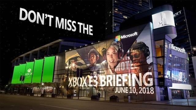 Microsoft presentará hoy 15 nuevos juegos en su conferencia del E3 2018