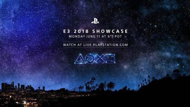Conferencia Sony E3 2018: Retransmisión online en directo