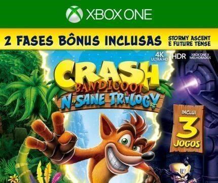 Crash Bandicoot N.Sane Trilogy podría tener otra fase de bonus extra