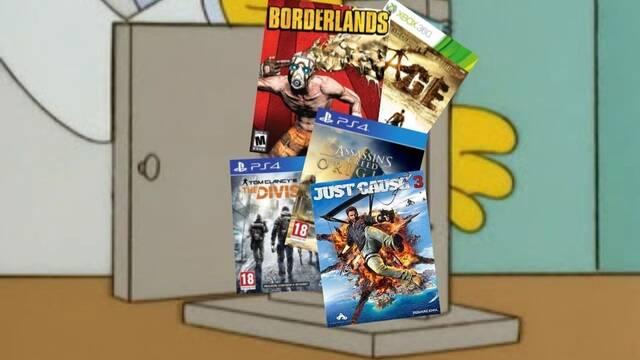 Filtración Walmart: Los juegos confirmados y los que quedan por anunciar