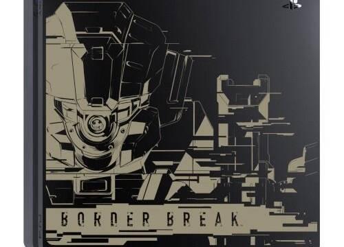 Se anuncia una PS4 especial de Border Break para Japón