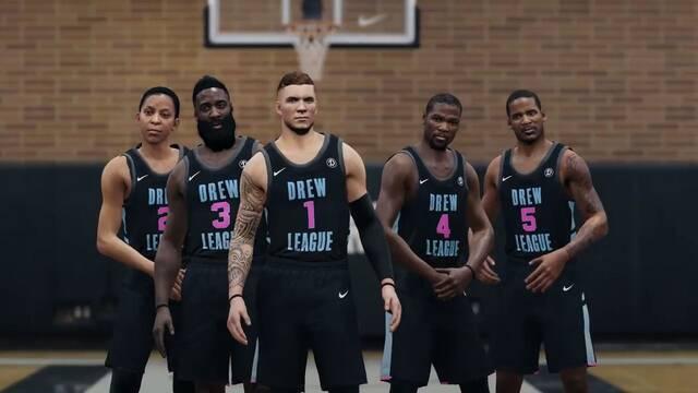 NBA Live 19 llega el 7 de septiembre; primer vídeo e imágenes
