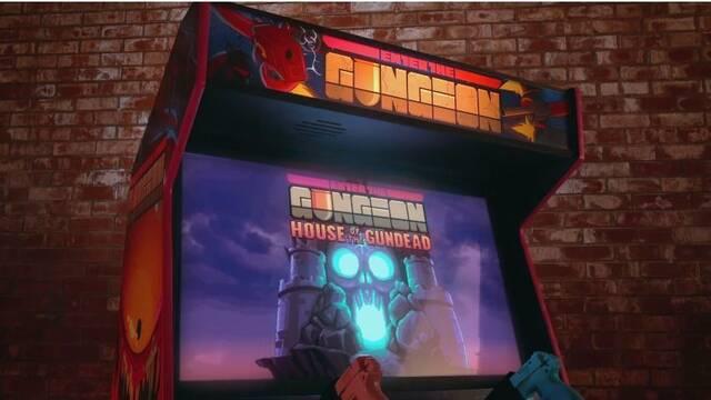 E3 2019: Anunciado Enter the Gungeon: House of the Gundead para arcades