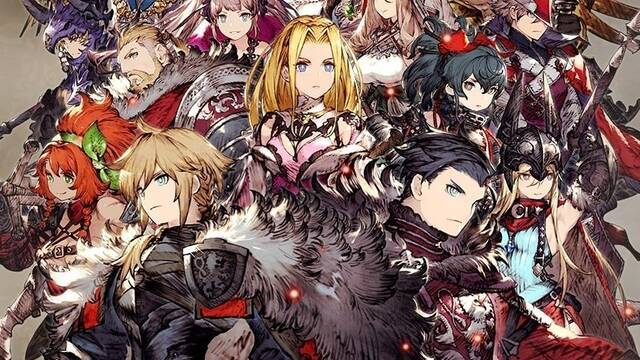 E3 2019: War of the Visions: Final Fantasy Brave Exvius presenta su tráiler