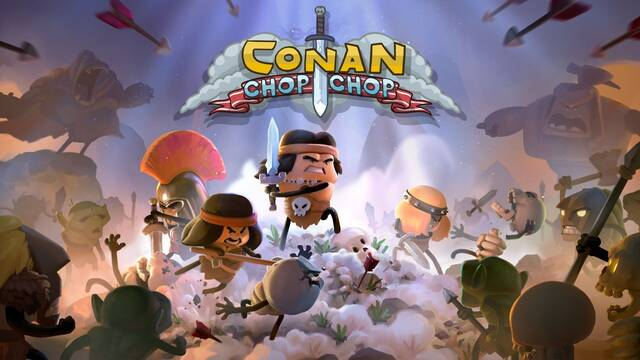 E3 2019: El roguelite 2D Conan Chop Chop llega el 3 de septiembre