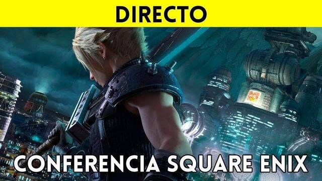 E3 2019: Ver online la conferencia de Square Enix en DIRECTO hoy a las 03:00h