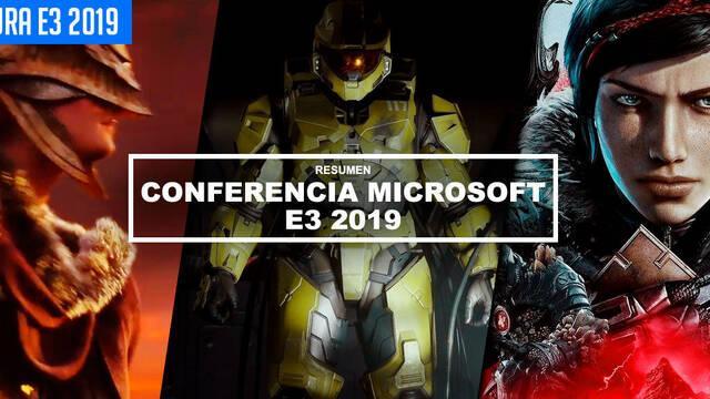 E3 2019: Resumen de la conferencia de Microsoft Xbox: TODOS los juegos y detalles
