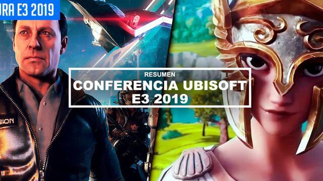 E3 2019: Resumen de la conferencia de Ubisoft: TODOS los juegos y detalles