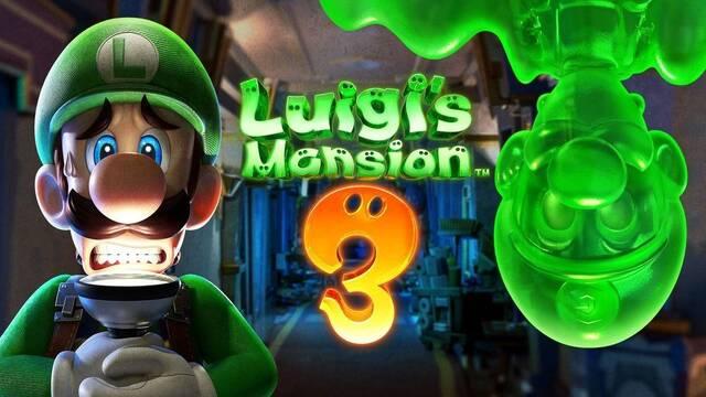 E3 2019: Luigi's Mansion 3 muestra su jugabilidad: llegará este año