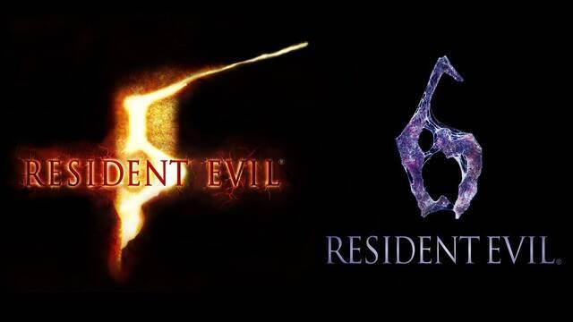 E3 2019: Resident Evil 5 y Resident Evil 6 llegarán en otoño a Nintendo Switch