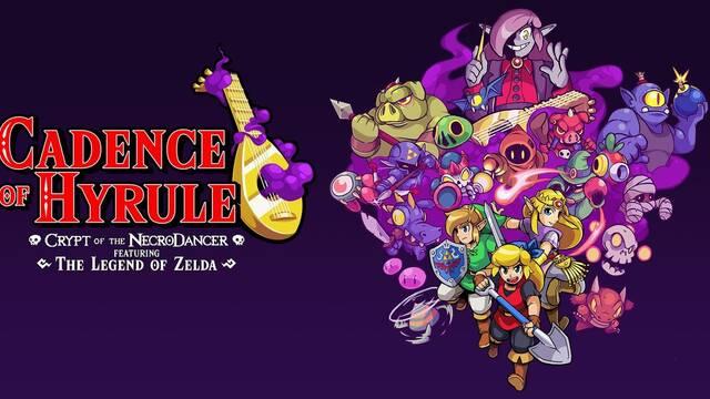 E3 2019: Cadence of Hyrule llega el 13 de junio a Nintendo Switch