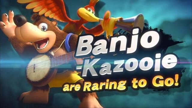 E3 2019: Se confirma Banjo-Kazooie en Super Smash Bros. Ultimate