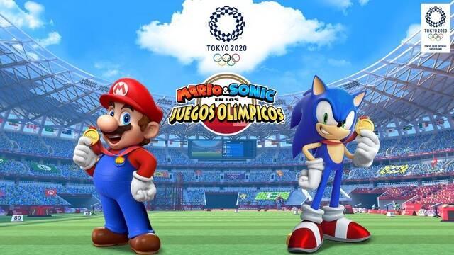 E3 2019: Mario & Sonic at the Tokyo 2020 Olympic Games llega en noviembre