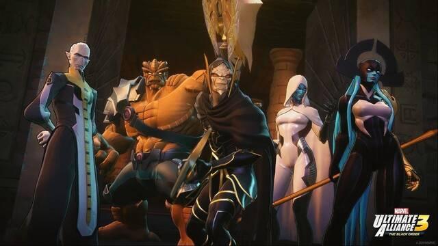 E3 2019: Marvel Ultimate Alliance 3 estrena tráiler y añade a los 4 Fantásticos
