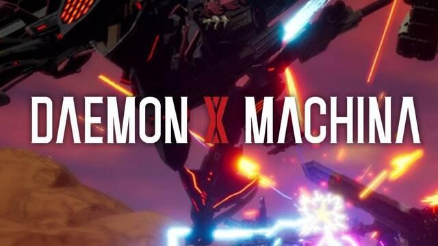 E3 2019: Daemon X Machina saldrá el 13 de septiembre en Nintendo Switch