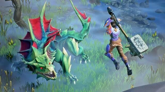 E3 2019: Dauntless llegará a Nintendo Switch a finales de 2019