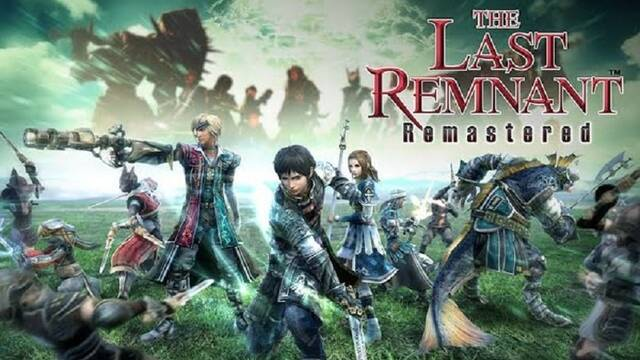 E3 2019: The Last Remnant Remastered llega a Nintendo Switch