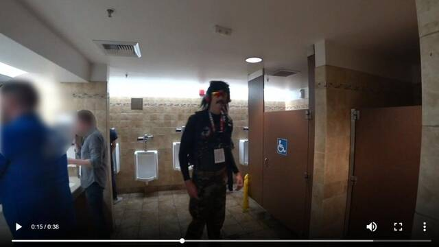 E3 2019: Expulsan de la feria a Dr. Disrespect tras grabar en un baño público