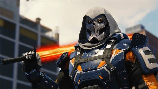 E3 2019: Se confirma que Taskmaster será el villano de Marvel's Avengers