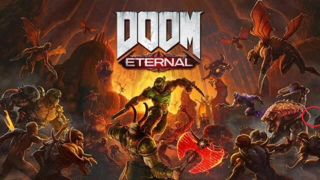 E3 2019: Daisy, el conejito de Doom Eternal, aparece en la portada de juego