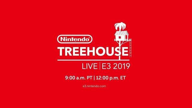 E3 2019: Sigue aquí en directo el Nintendo Treehouse Día 2 de las 18:00h