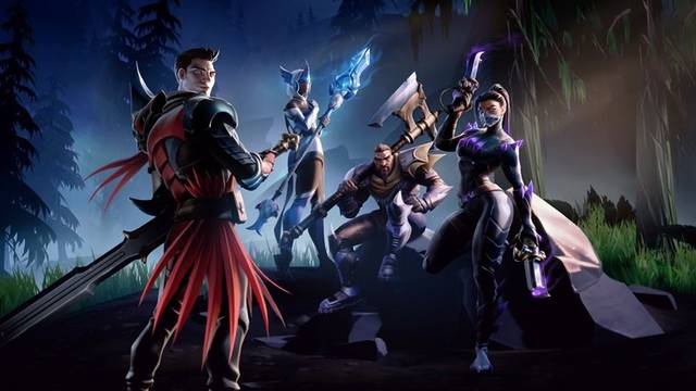 Crossplay en Dauntless: cómo jugar con gente de Switch, PS4, Xbox, PC