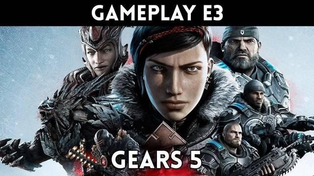 Gameplay de Gears 5: Esta es la jugabilidad del desafiante Modo Escape