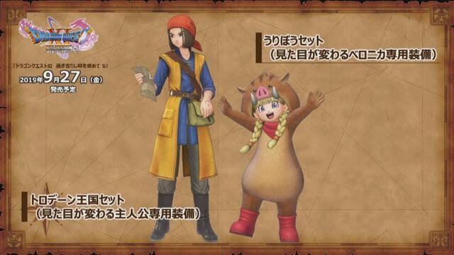 E3 2019: Dragon Quest XI S detalla sus mejoras y su DLC Voice Drama