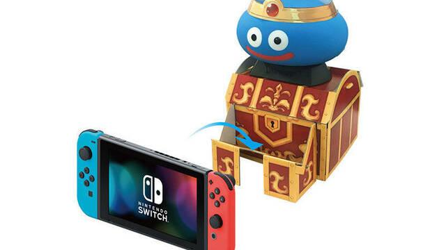 Square Enix prepara un mando de Slime para Nintendo Switch