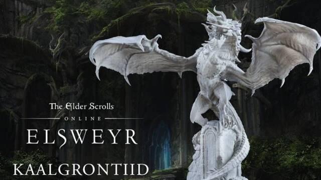 Así es la nueva y espectacular figura de The Elder Scrolls Online: Elsweyr