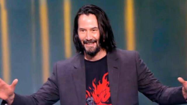 Cyberpunk 2077: Keanu Reeves no esperaba el cálido recibimiento de los fans en el E3