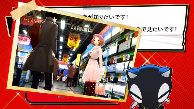 Persona 5 Royal revela nuevos detalles de las mazmorras, combates y más