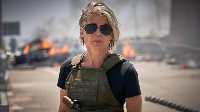 Gears 5: Linda Hamilton será Sarah Connor en el DLC de Terminator