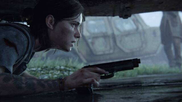 La actriz de Ellie insinúa que The Last of Us Part II se lanza en febrero
