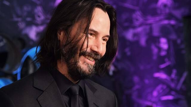 Keanu Reeves: Los videojuegos han influido más en Hollywood que viceversa